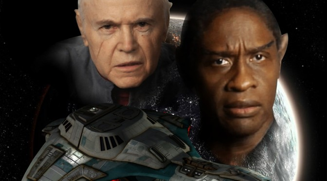 Star Trek: Renegades or 'How I learned to to give up on a decent Star Trek tv show'