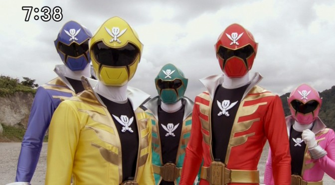 Let's talk Super Sentai