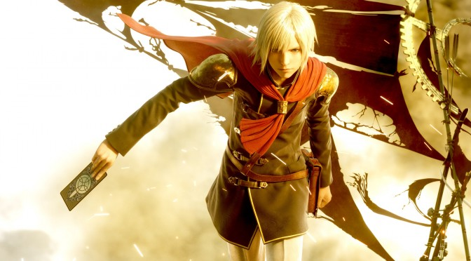 Final Fantasy XV and Type-0 HD Trailers released, Nomura replaced as director of XV